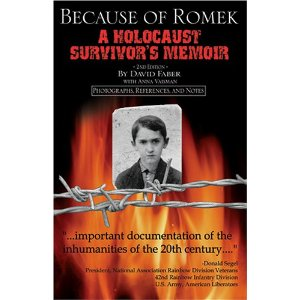because of romek essay Because of romek: a holocaust survivor's memoir [david faber, anna vaisman,  james kitchen] on amazoncom free shipping on qualifying offers.